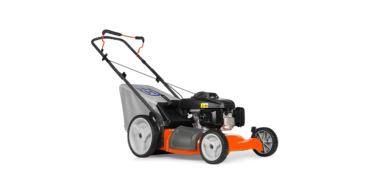 Husqvarna 961330019 7021P 21-Inch 160cc Honda GCV160 Gas Powered 3-N-1 Push Lawn Mower image