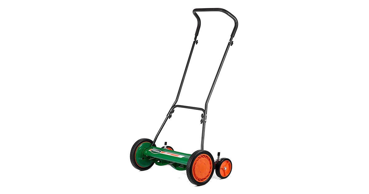 Scotts Outdoor Power Tools 2000-20 Classic 20-Inch Push Reel Lawn Mower image
