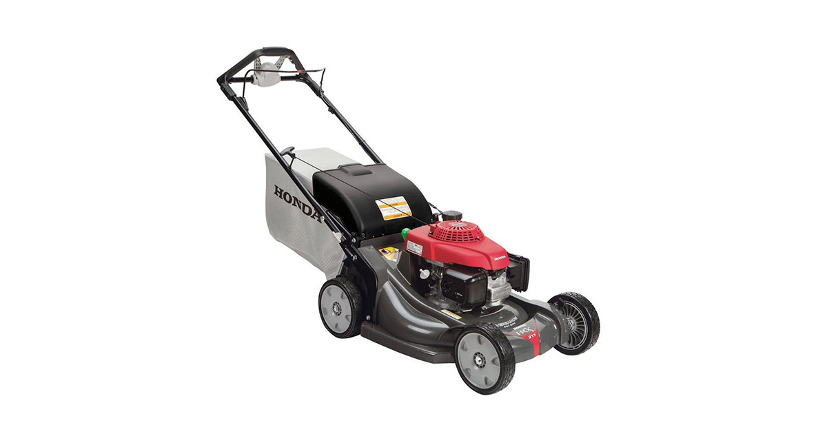 HONDA HRX Self Propelled Lawn Mower image