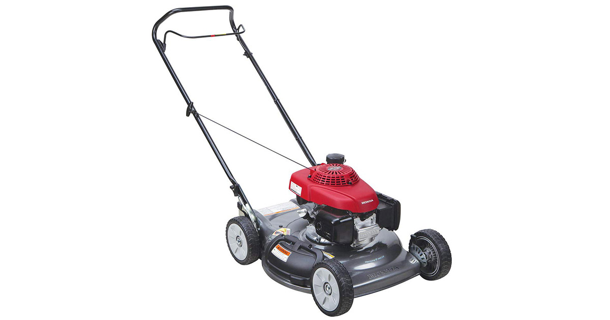 Honda 662050 160cc Gas 21 inches Side Discharge Lawn Mower image