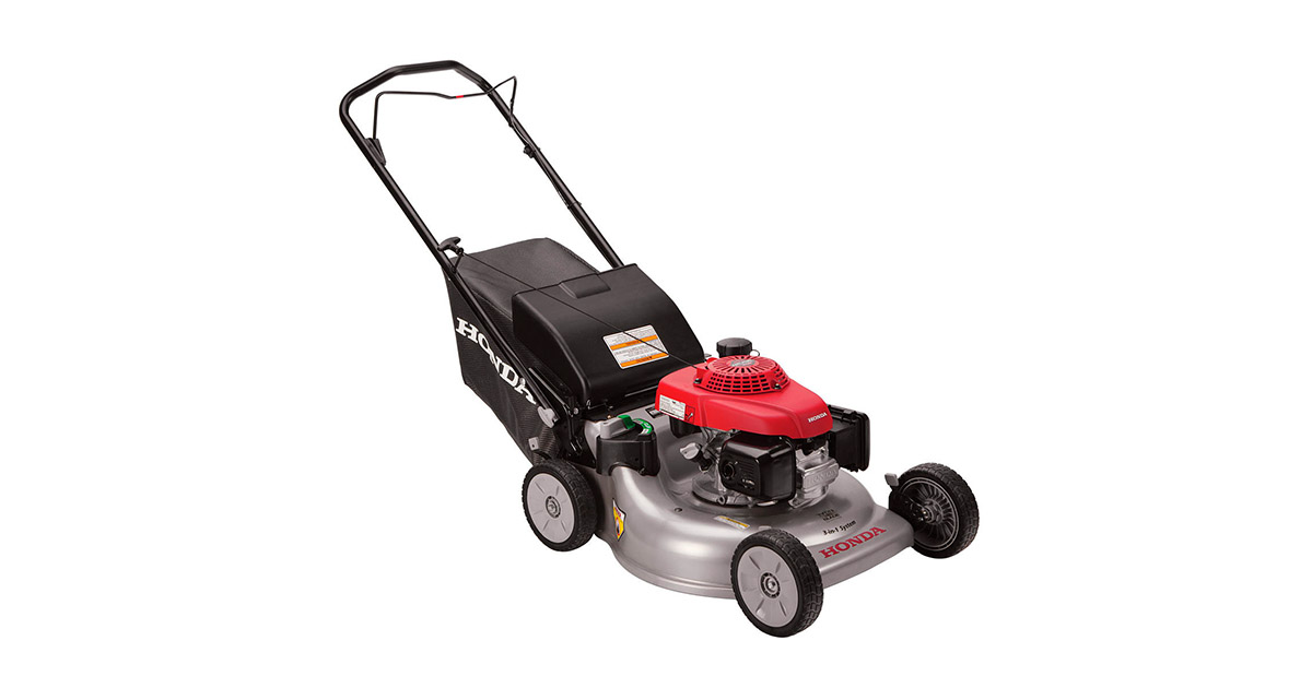Honda 662950 160cc Gas 21-inches 3-in-1 Lawn Mower image
