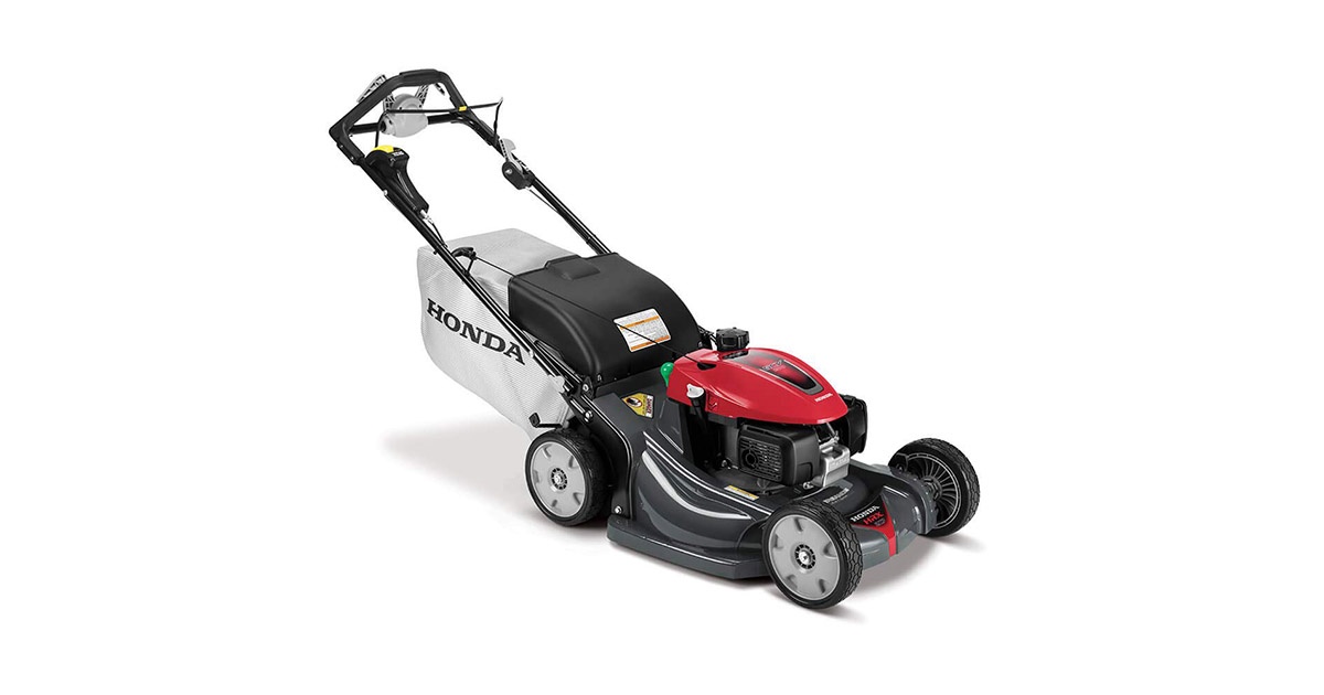 Honda HRX217K5VYA 187cc Gas 21-inches 4-in-1 Versamow System Lawn Mower image