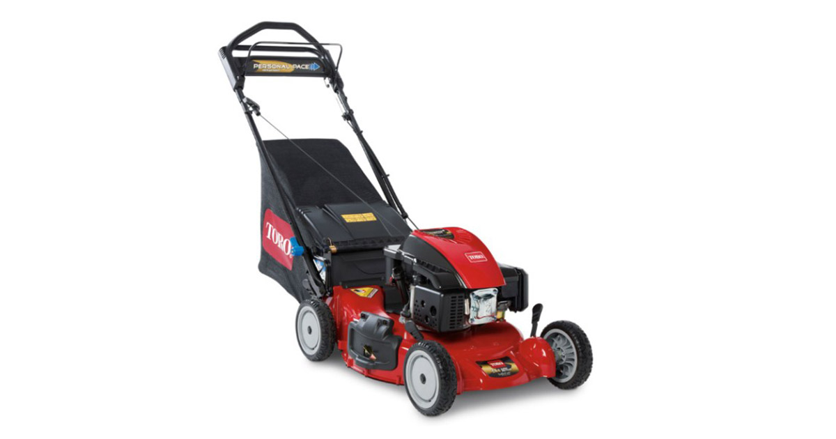 TORO 20383 21In OHV Super Recycler Mower image