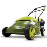 Corded electric mowers image