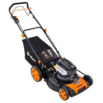 Cordless electric mowers image