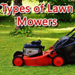 Lawn Mowers Types Image