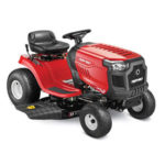 Lawn tractor image