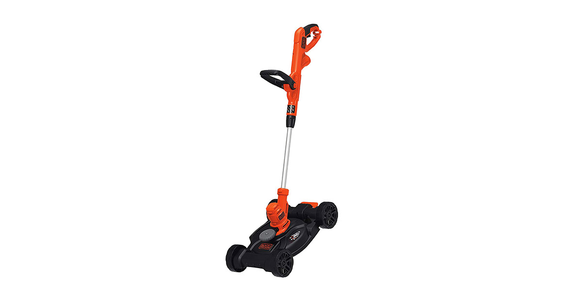 BLACKDECKER BESTA512CM Electric Lawn Mower image