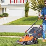 Best Electric Lawn Mower image