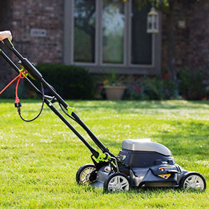 Electric Lawn Mower image