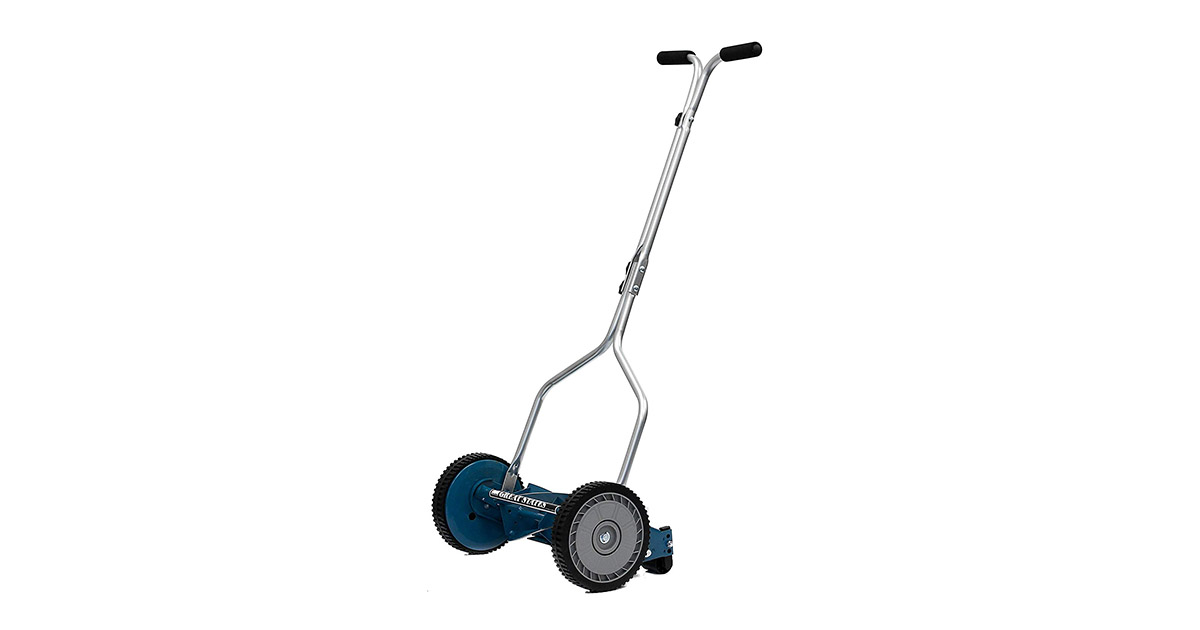 Great States 204-14 Hand Reel 14-Inch Push Lawn Mower image