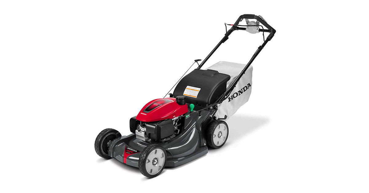 Honda HRX217K5VKA 187cc Gas 21-inches 4-in-1 Versamow System Lawn Mower