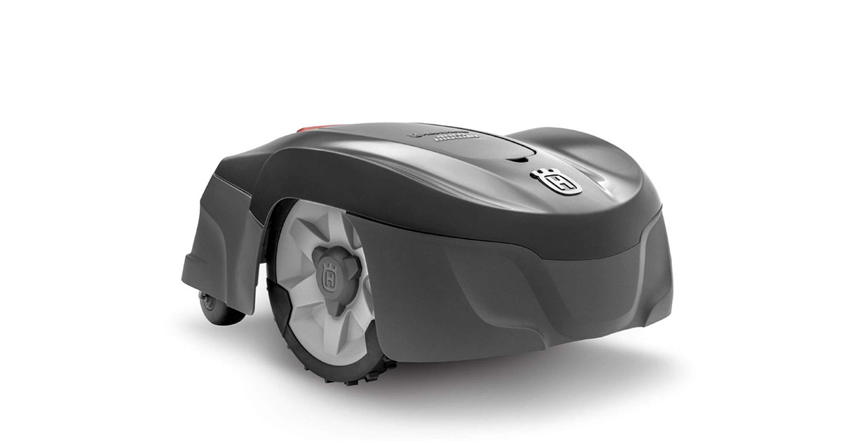 Husqvarna Automower 115H Robotic Lawn Mower image