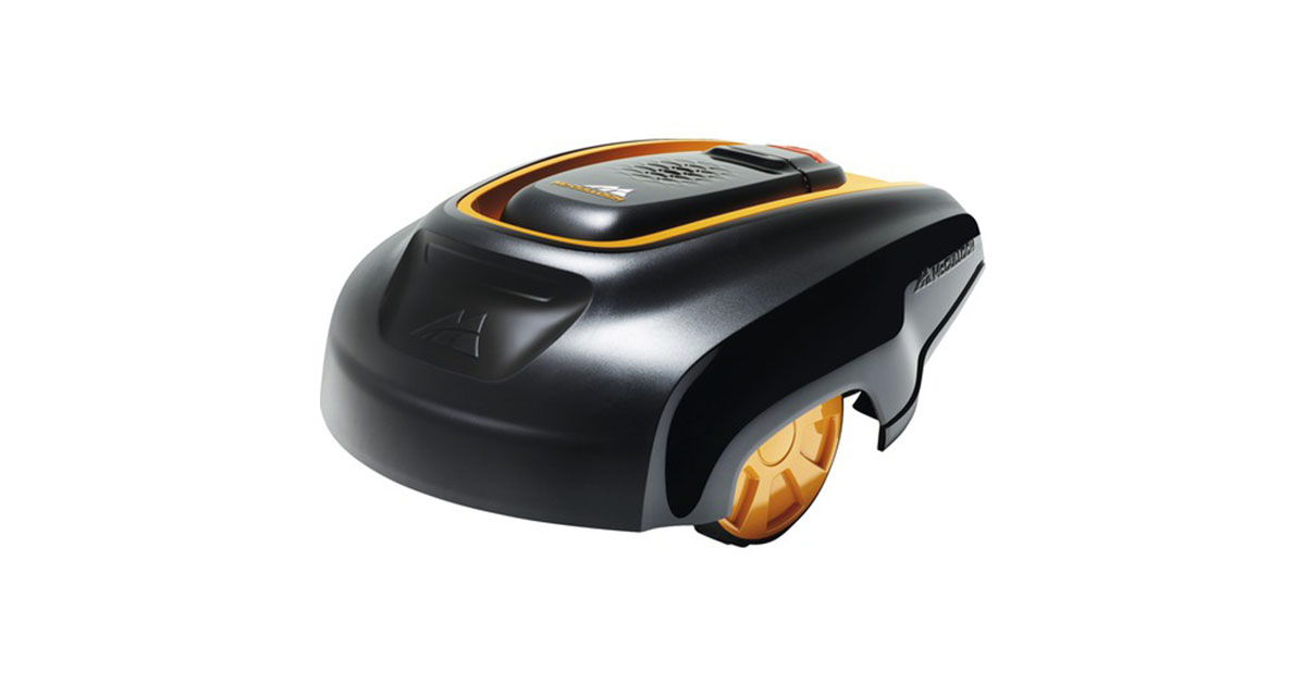 McCulloch 967059805 R1000 ROB 1000 Robotic Lawn Mower image