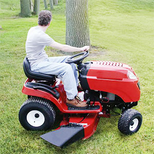 Riding Lawn Mowers image