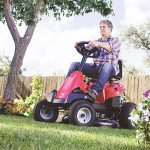 Riding Lawn mower image