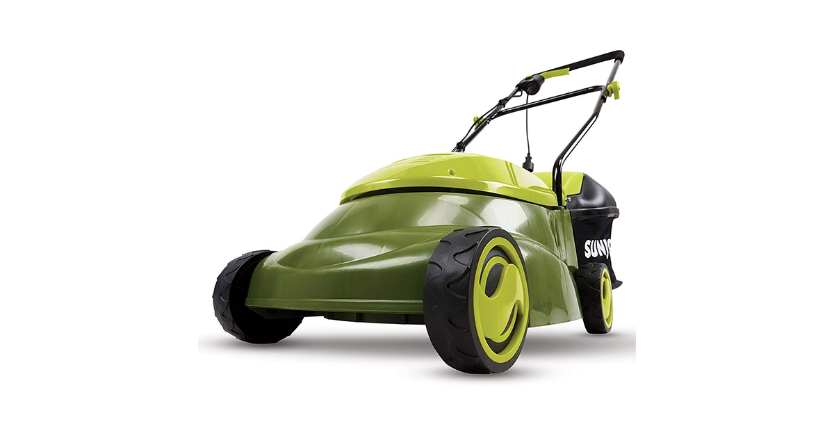 Sun Joe MJ401E 14-Inch 12 Amp Electric Lawn Mower image