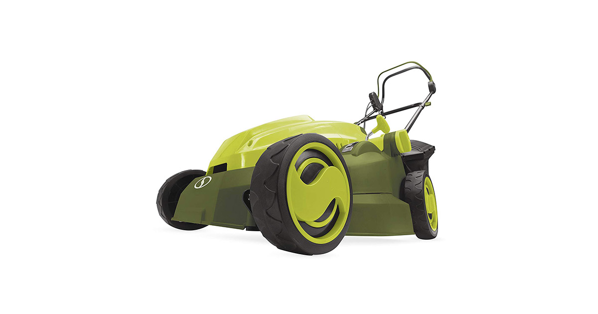 Sun Joe MJ402E 16 inch 12 Amp Electric Lawn Mower image