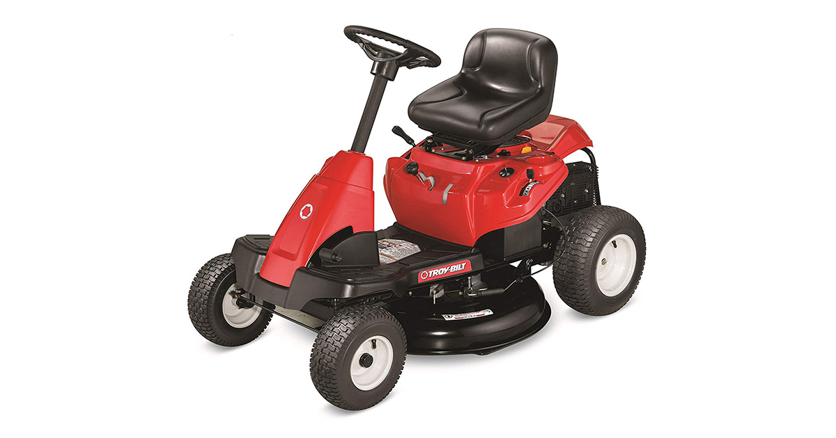 Troy-Bilt 382cc 30-Inch Premium Neighborhood Riding Lawn Mower image