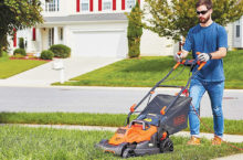 Make your mowing work much easier and quiet with Best Electric Lawn Mowers