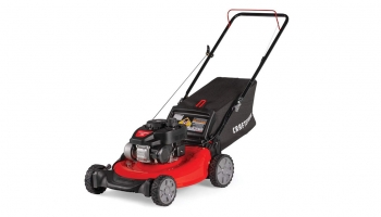 Craftsman 140cc Lawn Mower, M105 – In one quick pass you can trim the grass away!