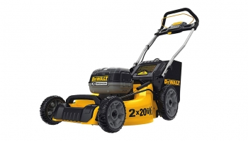 Dewalt DCMW220P2 Cordless Lawn Mower – Powerful, Easy to Transport & Store!