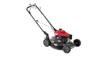 Honda HRS216VKA 21inches Side Discharge Gas Self Propelled Lawn Mower Lawnmower image