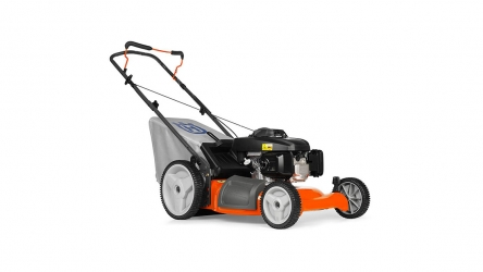 Husqvarna 7021P 21-inch Push Lawn Mower – Easily maneuvers even in tight spaces!