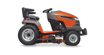 Husqvarna YTH24V48 48 inches 24 HP Briggs   Stratton Hydrostatic Riding Mower image