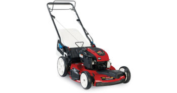 Toro 20339 Smrt Stow Sp Mwr22 inches lawn mower image